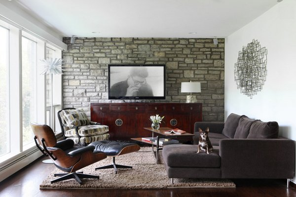 15 Fab Mid-century Modern Living Rooms Home Design Lover