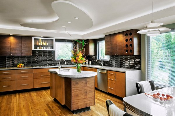 15 Beautiful L Shaped Kitchens Home Design Lover