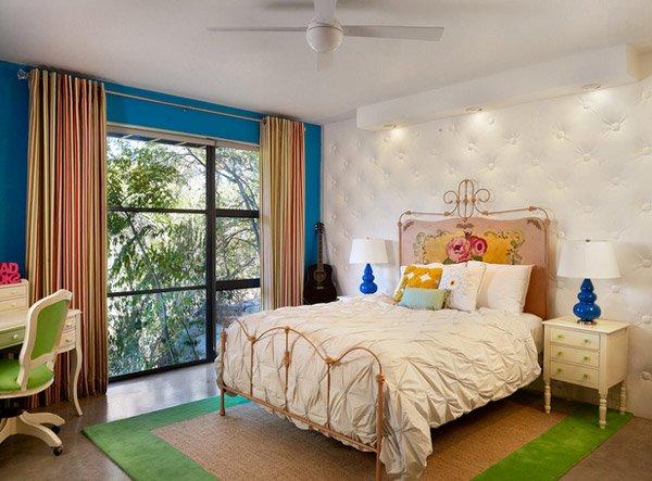 3d Wallpaper Designs For Bedrooms 15 Fun Bohemian Style Bedroom Designs Home Design Lover