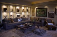 17 Awesome African Living Room Decor | Home Design Lover