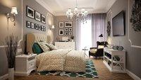 15 Modern Vintage Glamorous Bedrooms | Home Design Lover