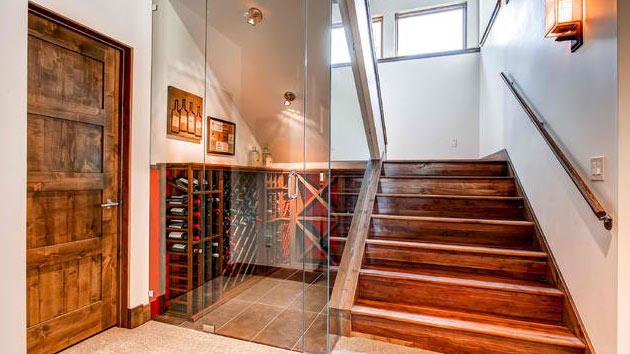 15 Space Savvy Under Stairs Wine Cellar Ideas Home