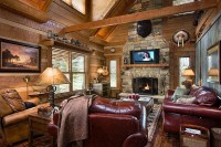 16 Awesome Western Living Room Decors | Home Design Lover