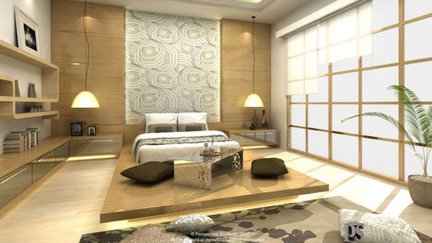 Kamar Cowok Embrace Culture With These 15 Lovely Japanese Bedroom