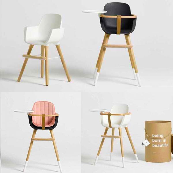 15 Modern High Chair Designs For Babies And Toddlers - Designer Hochstuhl