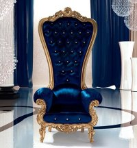 20 Collections of Modish and Stylish Throne Chairs | Home ...