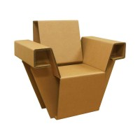 Chairigami: Creative Furniture Made from Cardboard | Home ...