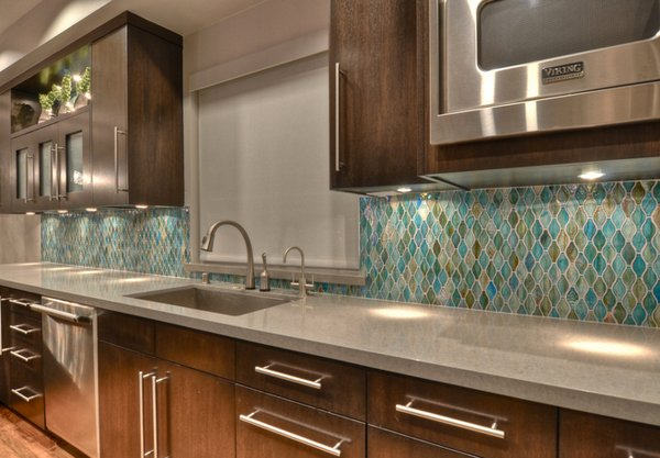 Kitchen Cabinet In Atlanta 20 Modern Kitchen Backsplash Designs | Home Design Lover