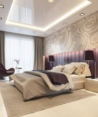 20 Master Bedrooms with Purple Accents | Home Design Lover