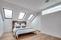 20 Bright and Airy Bedrooms with Skylights | Home Design Lover