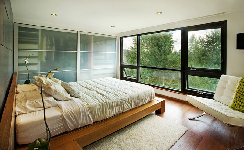 20 Contemporary Bedrooms with A Beautiful Outdoor View