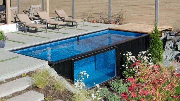 Zwembad Hdpe Shipping Container Swimming Pool: An Innovative Pool