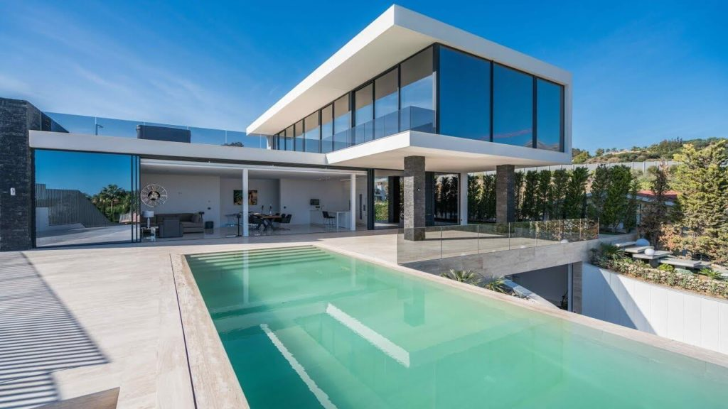Villa Modern Top 5 Luxurious And Modern Villa Designs In 2020 ...