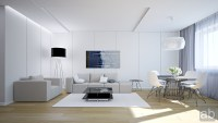 Classic White Living Room Ideas | Home Designing