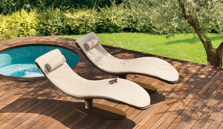 Rattan Sofa Chair Set Beautiful Outdoor Living Furniture | Home Designing