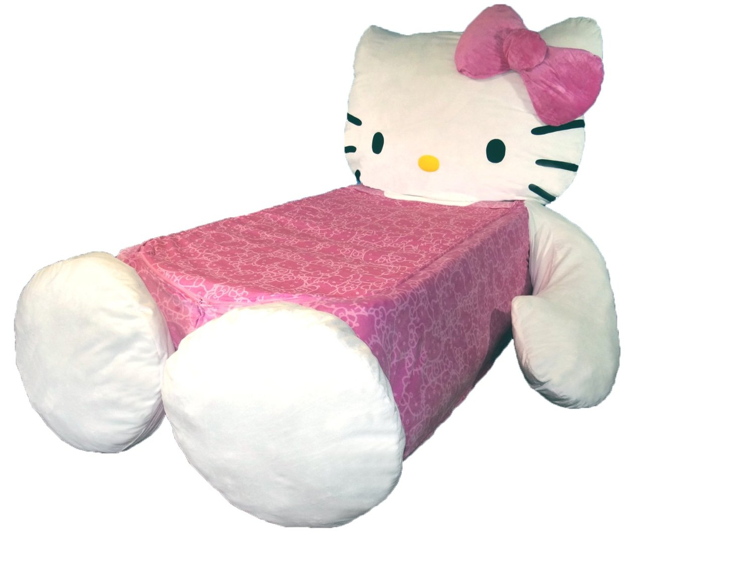 Hello Kitty Sessel Lovely Kids Bed By Incredibeds Home Designing