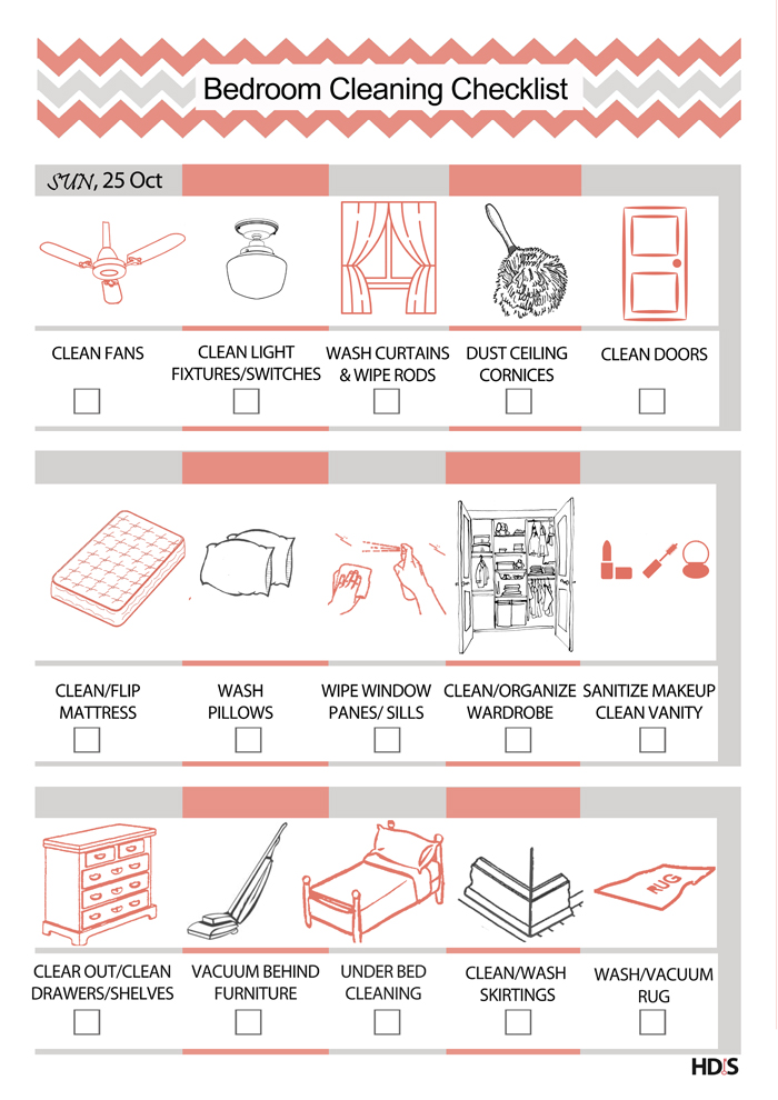 Diwali Cleaning Tips + Free Checklists Design Your Home With Style