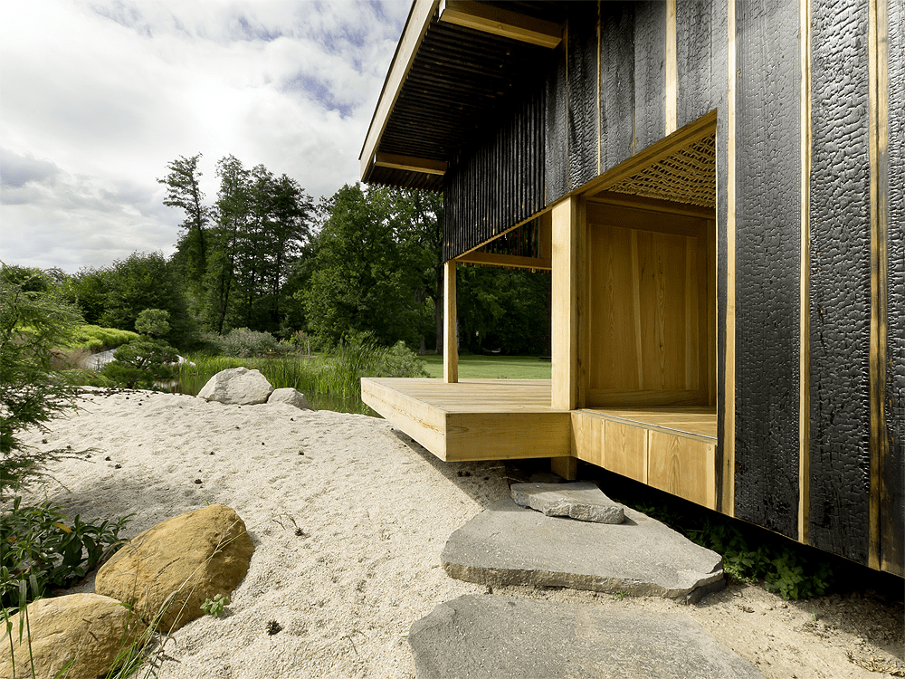 01 Architecten Black Teahouse By A1architects | Homedezen