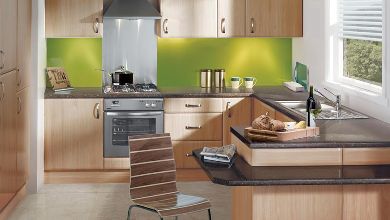 Contemporary Lighting New Range Of Cosmopolitan Kitchens By Tesco Kitchens