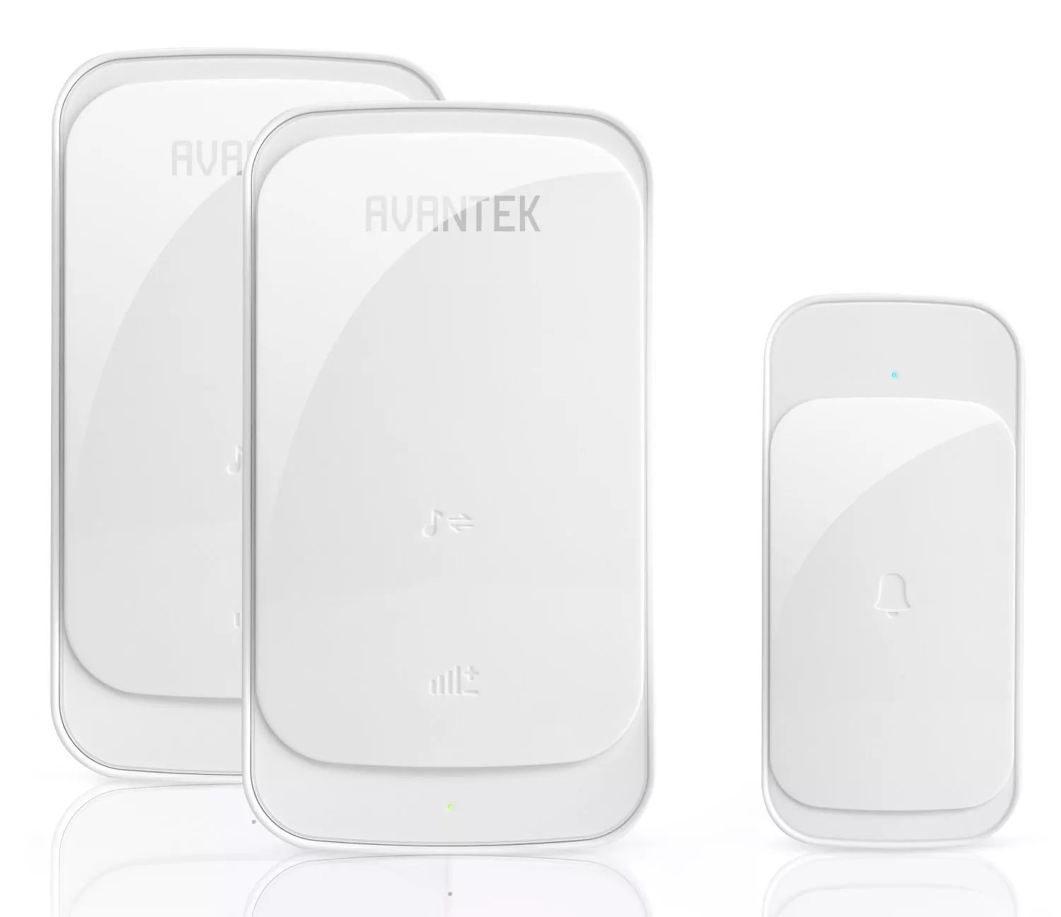 blue light when someone is at the door this device is specially designed to offer best advantage and performance this avantek dt42 wireless door bell
