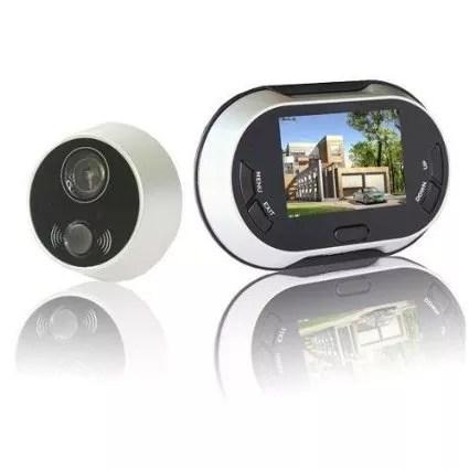 LERWAY Digital Door Viewer Doorbell Security Camera Cam