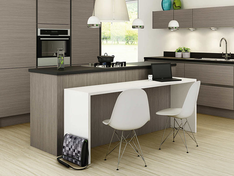 Galley Kitchen Ideas 20 Kitchen Island With Seating Ideas - Home Dreamy