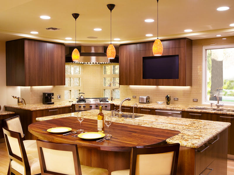 Small Kitchen Islands With Seating 20 Kitchen Island With Seating Ideas - Home Dreamy