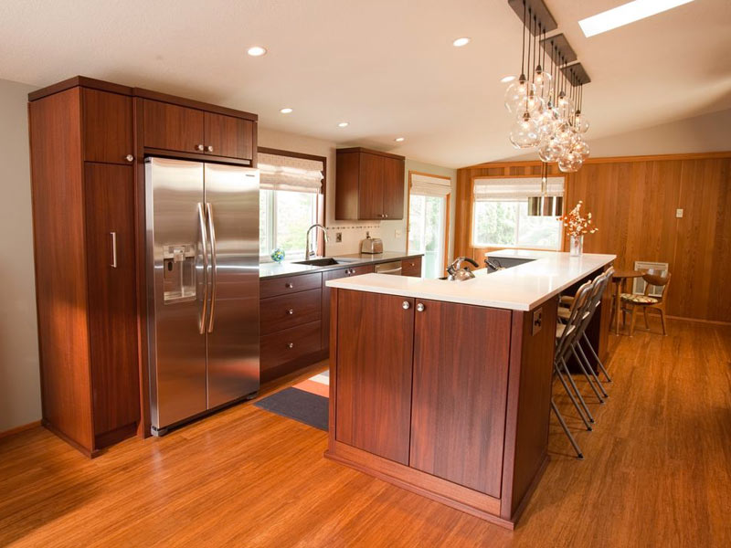 Small Kitchens With Islands For Seating 12 Galley Kitchen Remodels - Home Dreamy