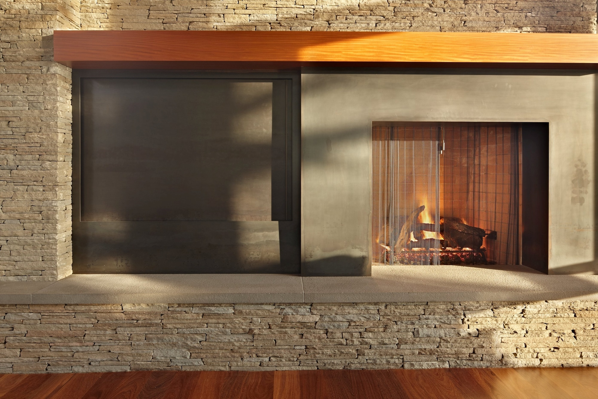 Modern Tv Stand Fireplace Ideas: From Traditional To Modern And More