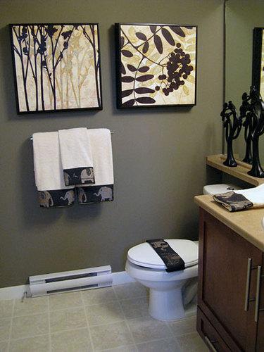 Bathroom decorating ideas on a budget - large and beautiful photos - bathroom decorating ideas on a budget