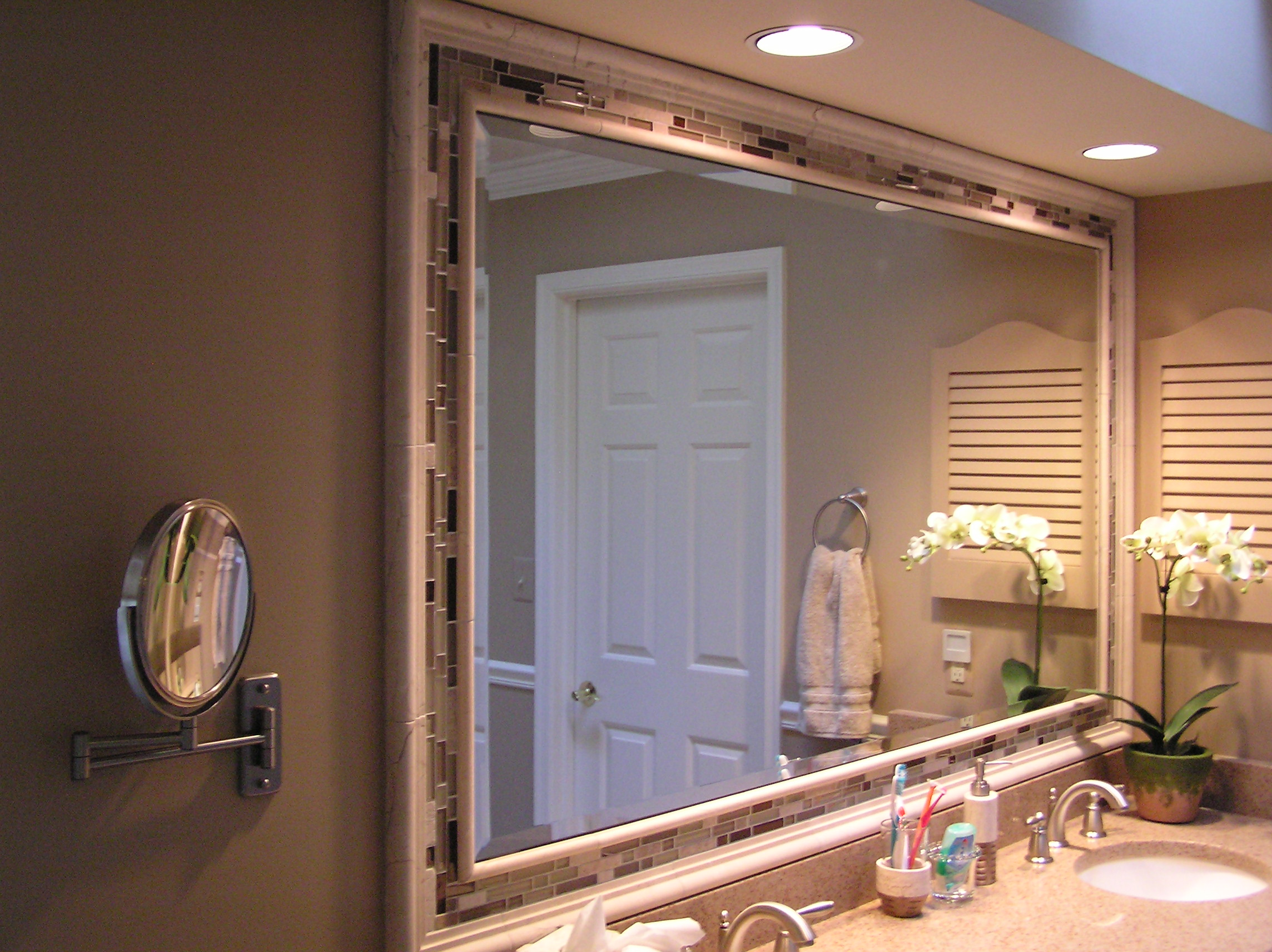 Large Bathroom Vanity Mirrors Bathroom Vanity Mirror Ideas Large And Beautiful Photos