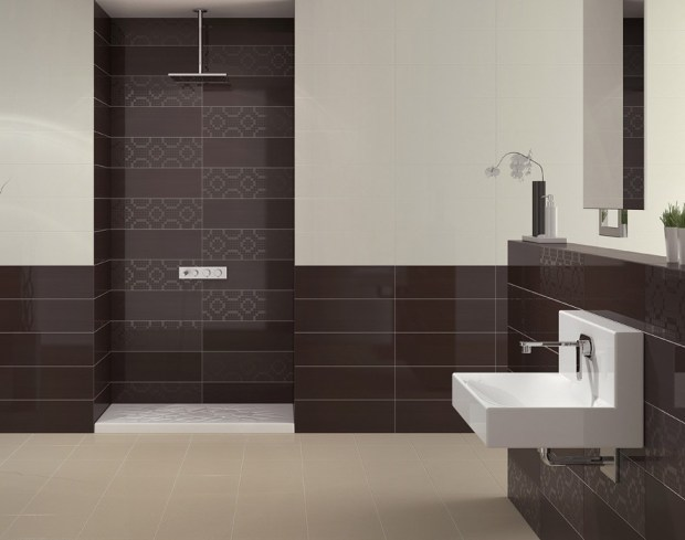 subway tiles bathroom - large for