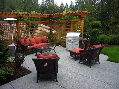 Backyard Patio Ideas For Small Spaces Photo 4 Design