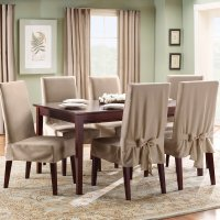 Plastic seat covers for dining room chairs - large and ...