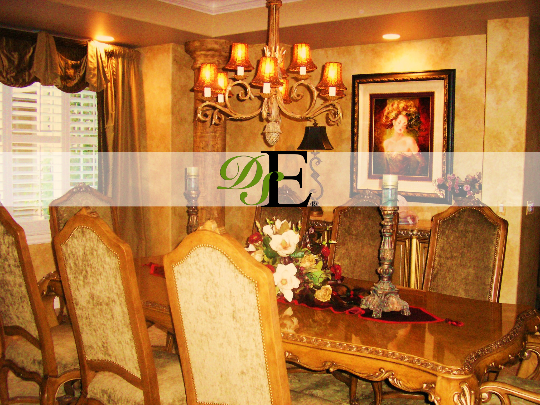 Room Decorative Items Formal Dining Room Decor Large And Beautiful Photos