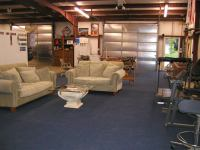 Turn garage into game room
