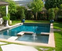 Beautiful backyard pools - large and beautiful photos ...