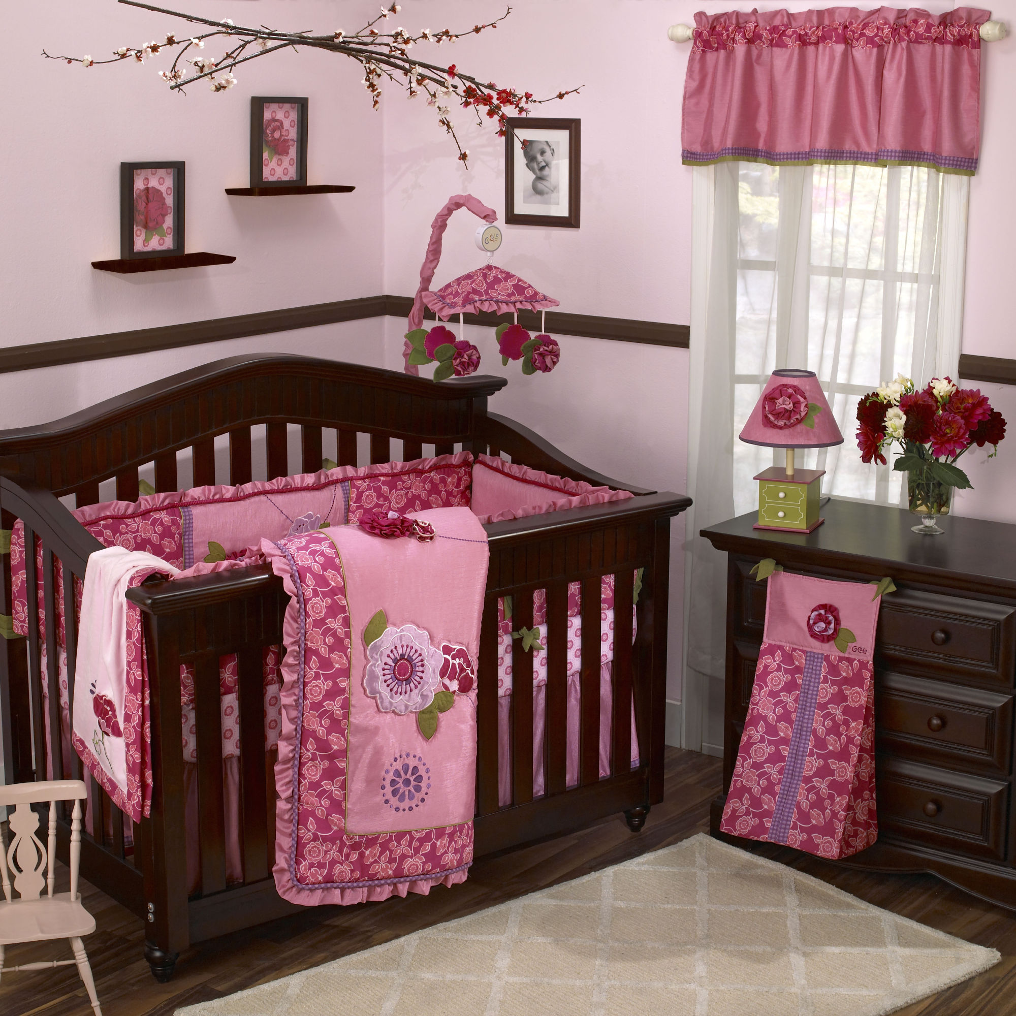 Baby Bedrooms Designs Baby Girl Bedrooms Large And Beautiful Photos Photo To