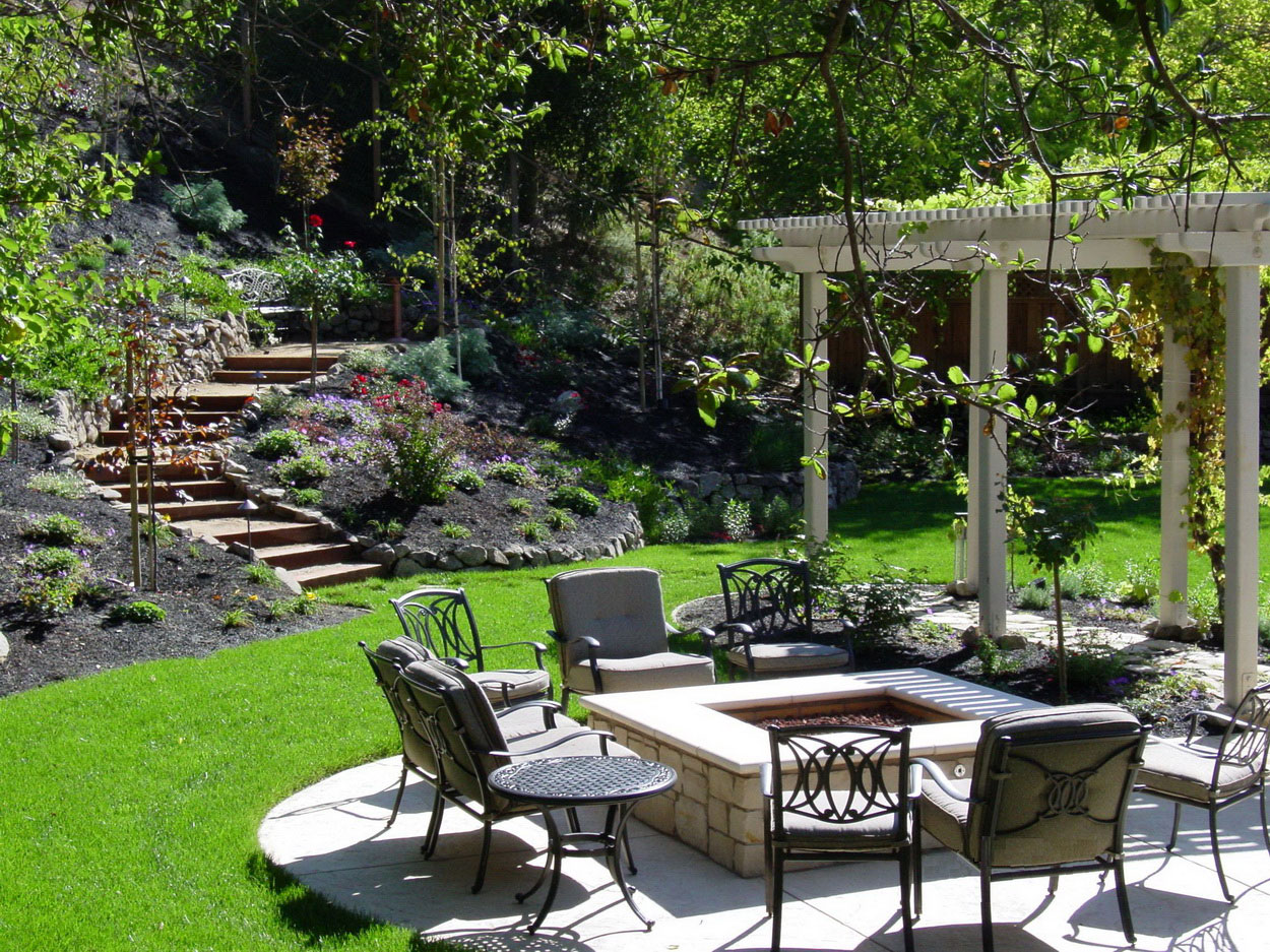 Courtyard Designs Backyard Courtyard Designs Large And Beautiful Photos Photo To