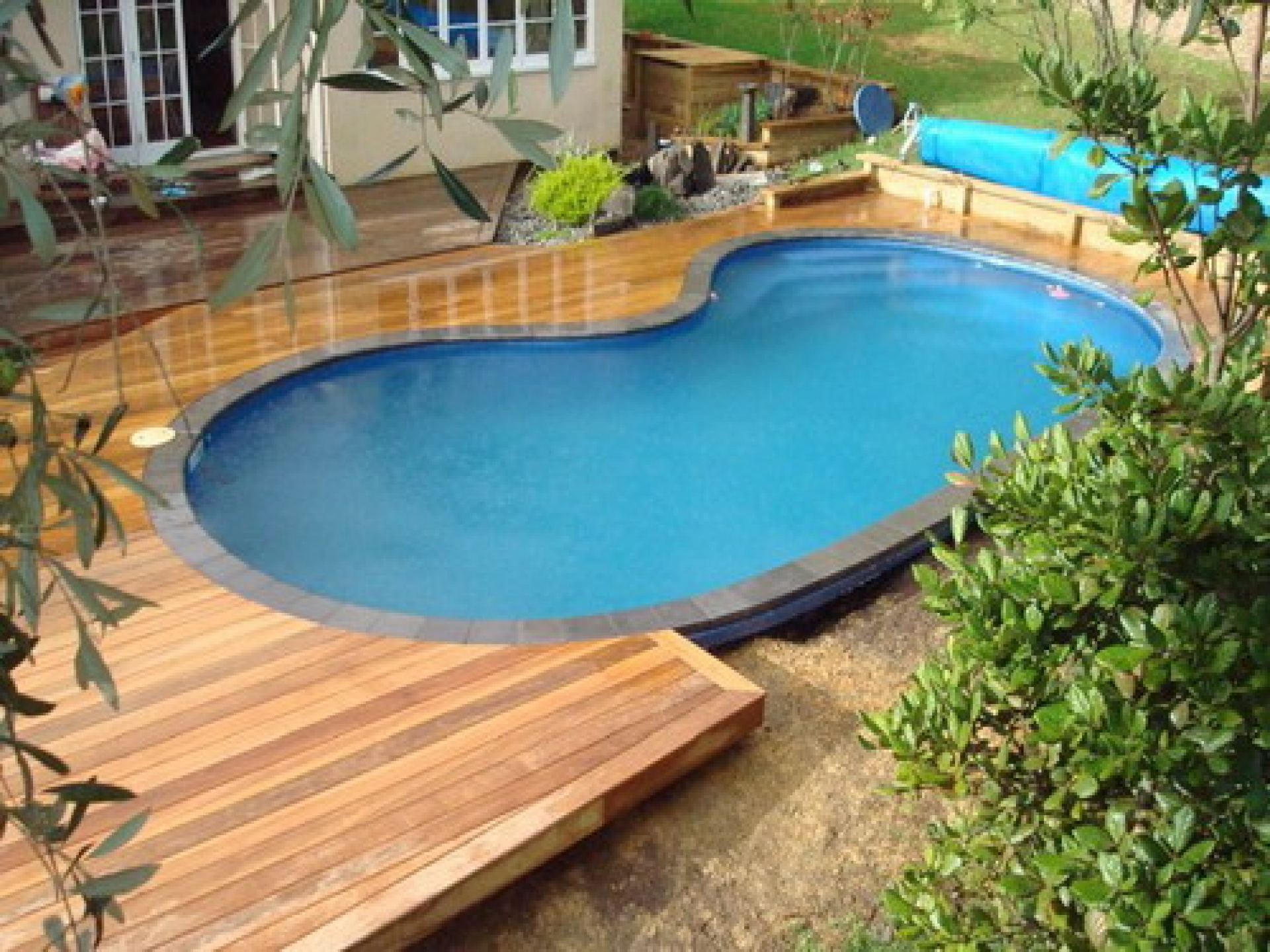 Deck Cost Backyard Deck Cost Large And Beautiful Photos Photo To