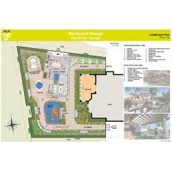 Small Crop Of Landscape Design Plan