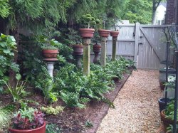 Small Of Small Backyard Fence