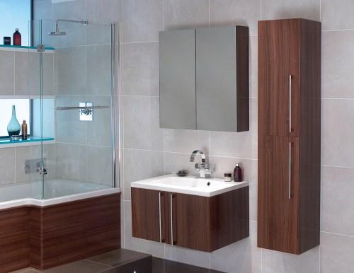 Medium Of Bathroom Wall Shelving Ideas