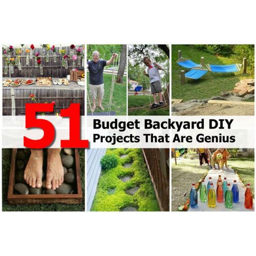 Medium Crop Of Backyard Building Projects