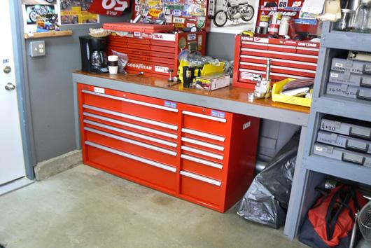 Garage workshop organization ideas - large and beautiful photos - home workshop ideas
