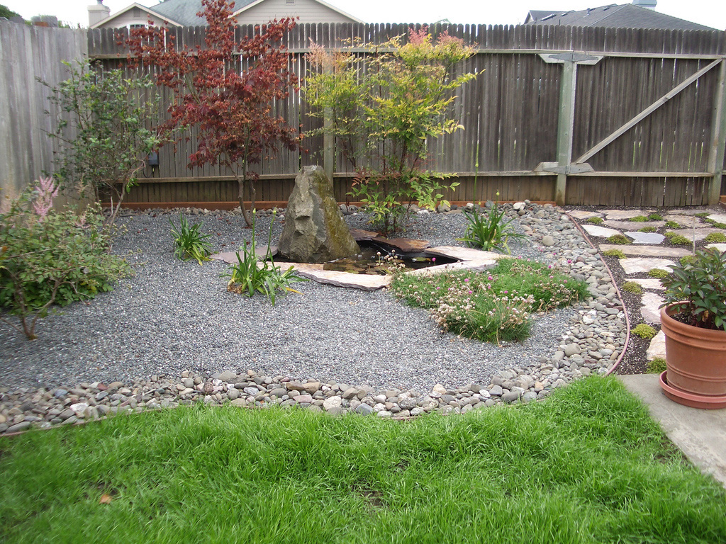 Easy Backyard Garden Ideas Whaciendobuenasmigas