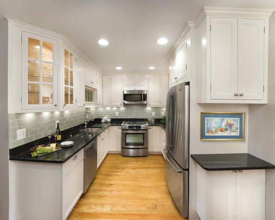 Kitchen designs for small kitchens - large and beautiful photos - kitchen ideas for small kitchen