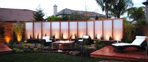 Privacy Screen Backyard Large And Beautiful Photos