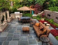 Small backyard patio ideas on a budget - large and ...