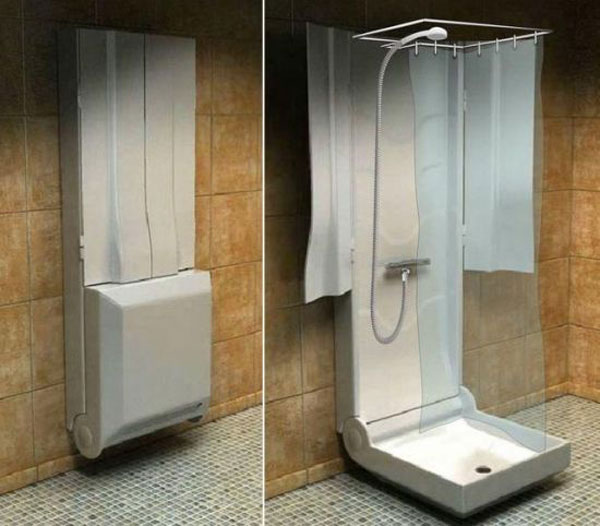 Small bathroom designs with shower - large and beautiful photos - small bathroom ideas with shower